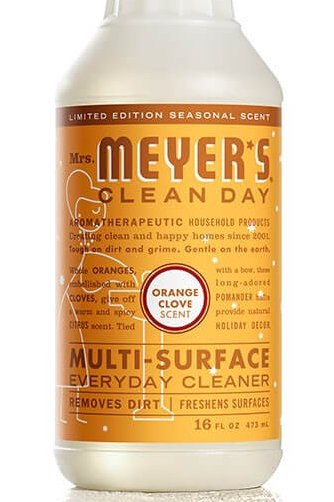 mrs meyers eco friendly cleaning product cleaner