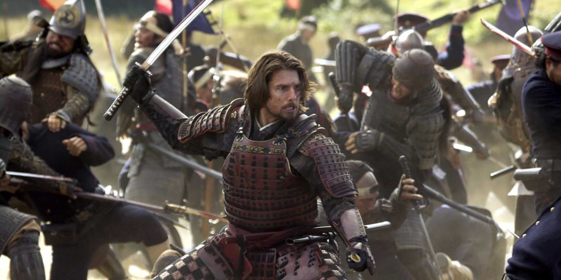 Tom Cruise Last Samurai movies racism
