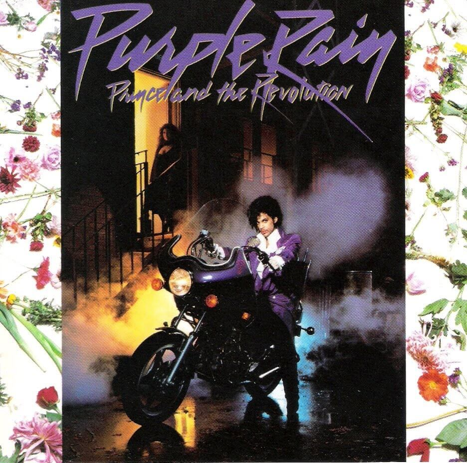 prince purple rain album music love